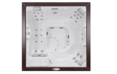 select series of spas