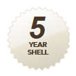 5 year shell